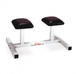 Twin Pedestal Bench